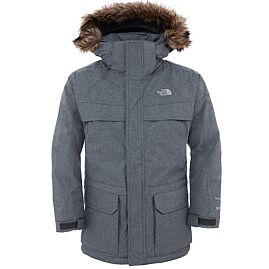 BOY'S MC MURDO PARKA