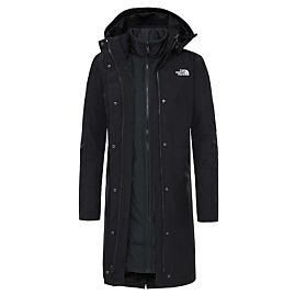 MANTEAU COMBINE RECYCLED SUZANNE TRICLIMATE W