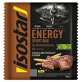 BARRES ENERGY SPORT BAR CHOCOLAT CEREALES X 3