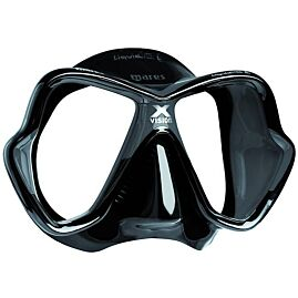 MASQUE X-VISION ULTRA LS - SILICONE NOIR