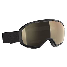 MASQUE DE SKI FIX LS black CAT 1 A 3