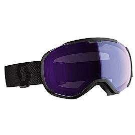 MASQUE DE SKI FAZE II BLACK ILLUMINATOR CAT 1