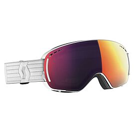 MASQUE DE SKI LCG COMPACT WHITE CAT 1+3