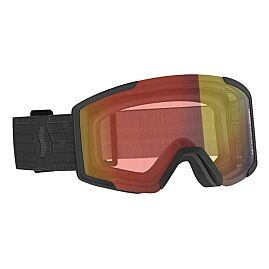 MASQUE DE SKI SHIELD LS BLACK CAT 2