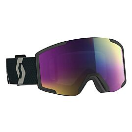 MASQUE DE SKI SHIELD MOUNTAIN BLACK CAT 2