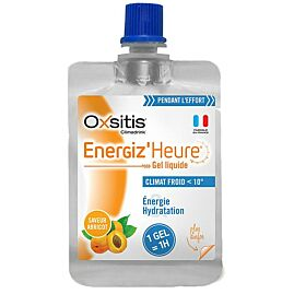 GEL ENERGIZ'HEURE CLIMAT FROID ABRICOT