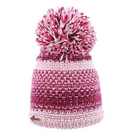 BONNET POMPON FLAMANT GIRL
