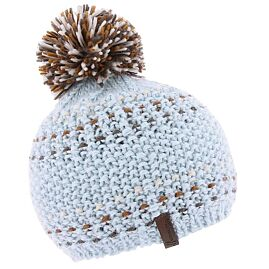 BONNET POMPON CIEL JUNIOR