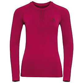 T-SHIRT ML PERFORMANCE WARM CREW NECK W