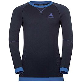 TS ML COL ROND PERFORMANCE WARM KIDS BI TOP CREW N