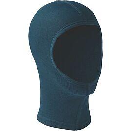 CAGOULE ACTIVE WARM KIDS ECO FACE MASK BLUE