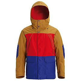 VESTE DE SNOWBOARD MEN'S GORE-TEX BREACH JACKET