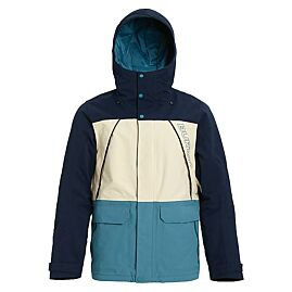 VESTE DE SNOWBOARD MEN'S BREACH JACKET