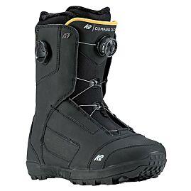 BOOTS SNOWBOARD COMPASS CLICKER BLACK