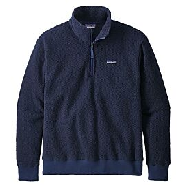 SWEAT DEMI ZIP WOOLYESTER M