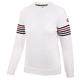 PULL COL ROND BREVIK W