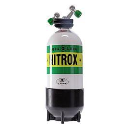 BLOC 12L NITROX 232B ROBINET TAG O2