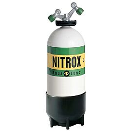 BLOC 15L NITROX 232B ROBINET TAG O2
