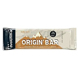 BARRE ORIGIN' BAR SALEE/NOIX DE CAJOU/CACAHUETE