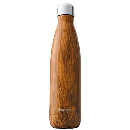 BOUTEILLE ISOTHERME WOOD