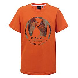 T-SHIRT MANCHES COURTES LEARY JR