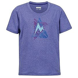 T-SHIRT MANCHES COURTES POST TIME GIRL II