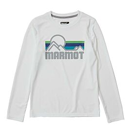 T-SHIRT MANCHES LONGUES BOY'S WINDRIDGE LS