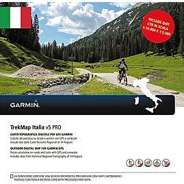 TOPO TREKMAP ITALIE V5 PRO