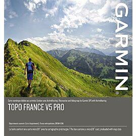 CARTOGRAPHIE TOPO FRANCE V5 PRO FRANCE ENTIERE + D
