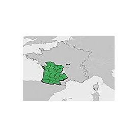 CARTOGRAPHIE TOPO FRANCE V5 PRO SUD-OUEST