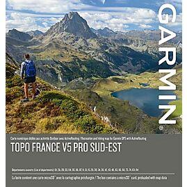 CARTOGRAPHIE TOPO FRANCE V5 PRO SUD-EST