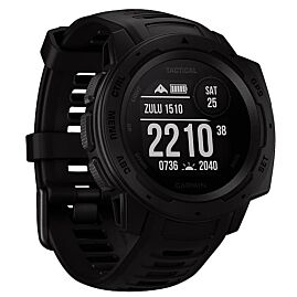 MONTRE GPS INSTINCT TACTICAL BLACK