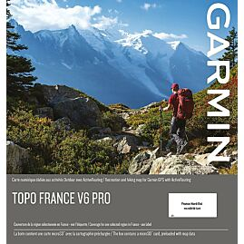 CARTOGRAPHIE TOPO FRANCE V6 PRO NORD-EST