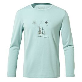 TEE-SHIRT MANCHES LONGUES GIRLS FIRST LAYER LS