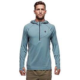 T-SHIRT MANCHES LONGUES ALPENGLOW PRO HOODY M
