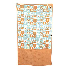 SERVIETTE PLAGE LARGE