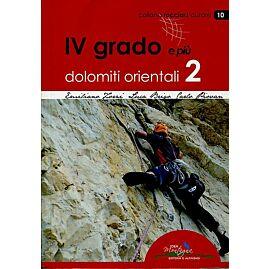 IV Grado e piu Dolomiti orientali 2 (N 10)