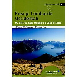PREALPI LOMBARDE OCCIDENTALI 90 CIME