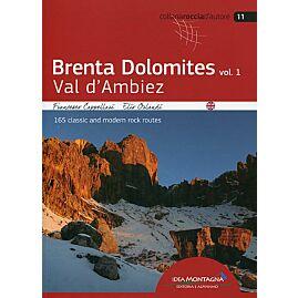 Brenta Dolomites vol 1 Val d'ambiez (N 11)