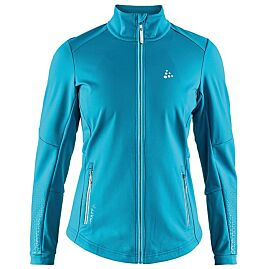 VESTE SOFTSHELL WARM TRAIN W