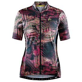 MAILLOT ZIP INTEGRAL HALE GRAPHIC W