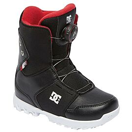 BOOTS SNOWBOARD YOUTH SCOUT BLACK