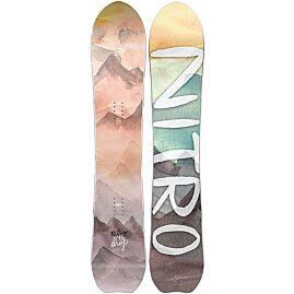 SNOWBOARD DROP FEMME