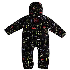 COMBINAISON BEBE LITTLE ROOKIE BABY SUIT