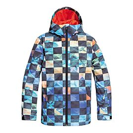 VESTE DE SKI MISSION PRINTED YOUTH JK 2020