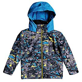 VESTE DE SKI LITTLE MISSION KIDS JK