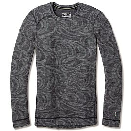 T-SHIRT ML MERINO 250 PATTERN CREW W