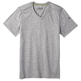 MEN S MERINO 150 SHORT SLEEVE V NECK