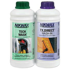 TWIN TECH WASH + TX DIRECT 1 LITRE