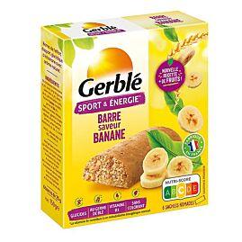 BARRES BANANE X 6